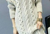 pletené oblecenie