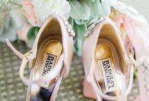 Cuckoo Weddings: Geoff & Rica Blush Wedding