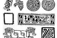 Maya symbolen