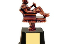 Fantasy Football Trophies and Awards / Fantasy Football  trophies and awards make your Fantasy Football party an event! Personalize your football trophy today.