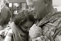 military / military family. Coming home. Loss. Military. Daddy. Camo. Hero.