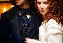 Redhead: Amy Manson