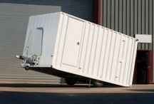 Towable Cabins / Here at RBS we have a wide range of Towable Cabins that are ready to be used. Any of our Towable Cabins can be quickly modified and adapted to meet your needs if you can't find exactly what you're looking for.