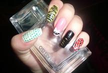 Diseños de uñas! / Hermosos diseños de uñas... Creados por mi y otros!