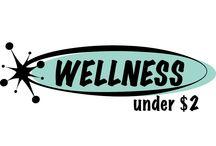 Wellness Items under $2
