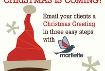 Christmas Email Templates / Christmas Email Templates for your Clients
