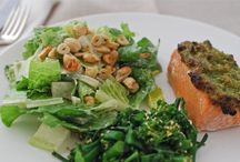 Healthy MAIN meals / by Pamela Shaw