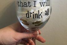 glas/tallrik