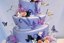 Food, glorious food... / Butterfly cake