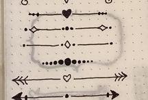 Caderno clara