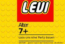 Party Lego ole