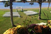 Fall Weddings at Waldenwoods