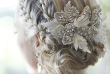 wedding hair / by Kristy Sutherland