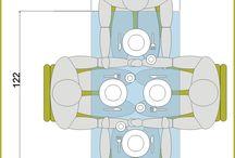 Interior Design: Ergonomia
