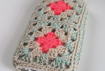 crochet Mobile accessories