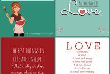 I love my valentine. / by Katie Sagaser