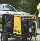 Air Compressors / Our range of air compressors at HSS are great to help you get the job done, if its light demotion work or clay digging we've got the tools you need.  #hsshire #hss #toolhire #equipmenthire #aircompressor #demolition #industrial