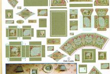 miniature dollhouse printables