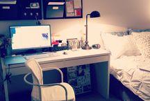 bureau / werkomgeving rustiger maken