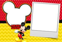festa de Mickey