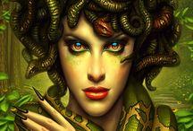 Medusa / Gogona
