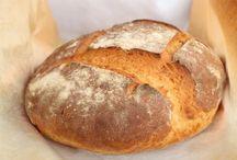Ancient grain breads