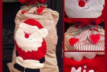 Santa sacks/stockings