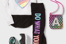Outfits για χορό-γυμναστική