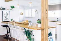 salas com cozinha integrada