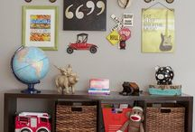 Decor: Kids Rooms / by Christy Meyer