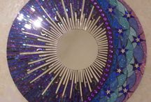 Mosaic ideas / Mosaic ideas for magazine holder