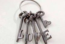 Locks & Keys / by Sharon Glaze