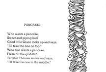 Shel Silverstein Poem Pancake Wwwpicturessocom