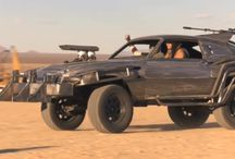 Mad Max vehicles / Collection of vehicles which appear in some of the Mad Max movies