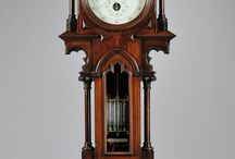 Old clocks still tells time / by Sandee Dusbiber