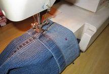barra de calça