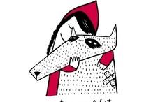 Caperucitas - Little Red Riding Hood