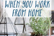 freelance it :: work from home:: / by Entwined Blog