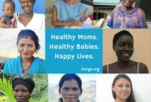 "Kangu: ""Celebrating Moms Around the World"" / Kangu is helping moms and babies around the world get the healthcare needed for a healthy pregnancy and birth. Learn about the mamas and connect with them by funding their care. / by EmpowHER - Women's Health"
