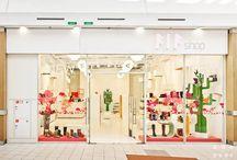 Retail Interiors Design