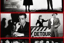 Kara Film (Film Noir) / Kara Film üzerine Karanlık Sinema'da Yayınlanan Resimler