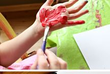 Kids Crafts & Activities / Children's crafts and activities, kids crafts, kids diy projects, activities for families, things to do with kids,