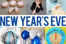 New Years Done Right! / The best party prep, recipes, and resolutions to get you ready for 2015!!
