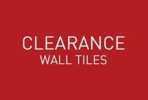 CLEARANCE - Wall Tiles / Anatolia Tile Wall Tiles - Clearance List