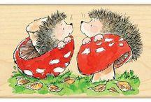 Hedgehogs! ❤️