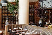 Decoracion restaurantes