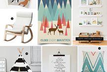 Church Nursery Design- Adventure/Travel Theme / by Erica Miller
