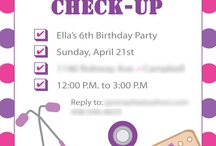 Doc McStuffins 4th Birthday! / by Rebecca Rodriguez