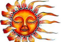 Cool tattoos / by Ashley Erskine