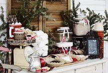 Rustic holiday trader joes / by Alejandra Sanchez